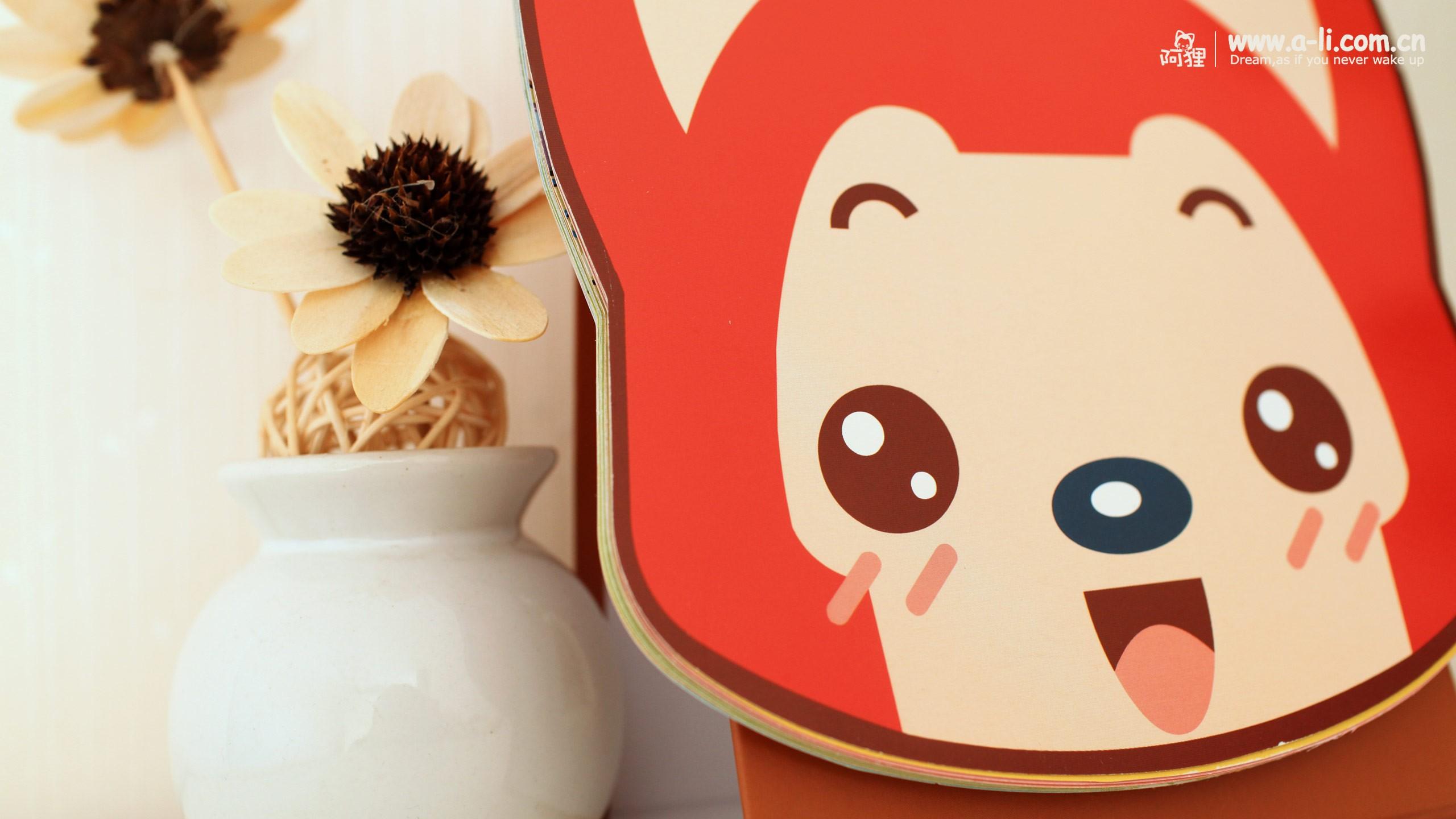 【分享】可爱的阿狸壁纸图片