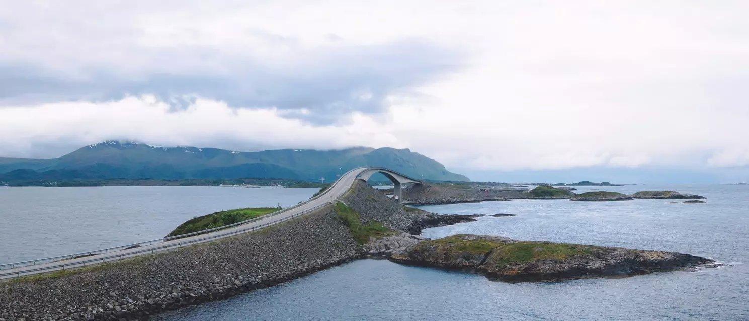 全世界最美的公路!